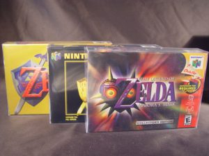 Protections N64