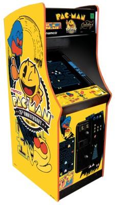 Deuxième génération de bornes Pacman