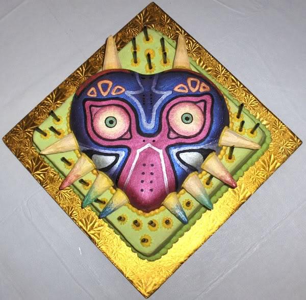 Majora's Mask Cake