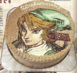 Twilight Princess Cake