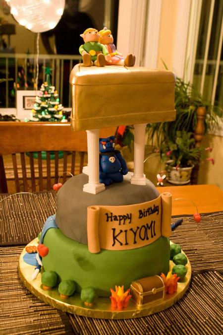 Pop Cake Cadeau Fete Et Bonbons