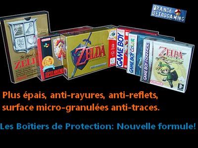 Boîtiers de protection Nintendo: Nouvelle formule! 1