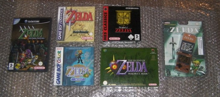 [ARRIVAGE] Console SNES Super Set Zelda A link to the Past + Super Game Boy 1