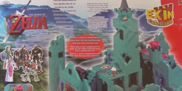 [ARRIVAGE ZELDA] El Castillo Ocarina of Time 1