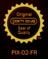 Original Pix'n Love Seal of Quality