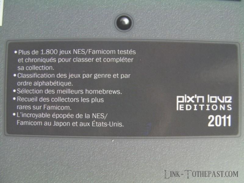 Bible Nes Pix'n Love: Sommaire