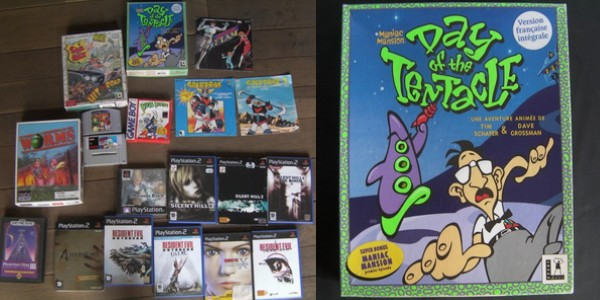 Trouvailles de brocante: Day of the Tentacle, Resident Evil, Phantasy Star 3 9