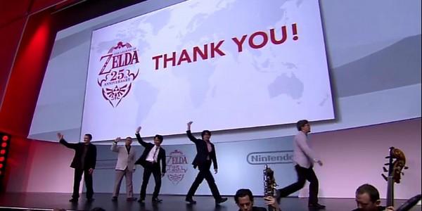 [E3 2011] Compte rendu de la conférence Nintendo 9