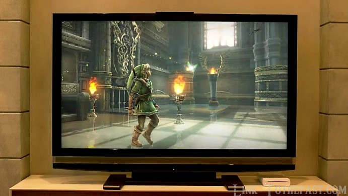 Zelda HD WiiU
