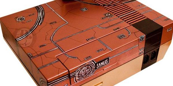 [MOD NES] Une console Nintendo NES Metroid 1