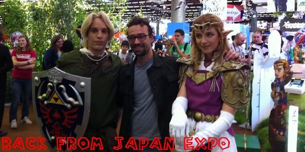Retour de la Japan Expo: Rencontres et Dédicaces 4