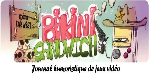Bikini Sandwich : un nouveau web journal consacré aux jeux vidéo 5