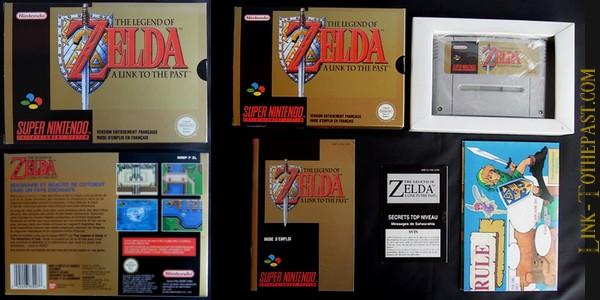 [ARRIVAGE] Un beau Zelda 3 en français 1