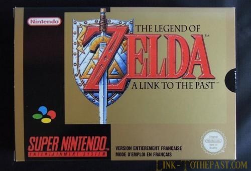 Zelda A link to the past FR