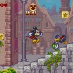Screen Magical Quest 3 starring Mickey & Donald