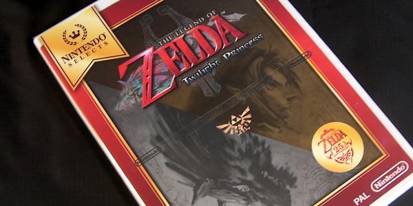 [ARRIVAGE] Twilight Princess version Nintendo Selects ou la série classique de la Wii 1