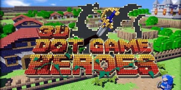 Découverte de 3D Dot Game Heroes sur PS3, plus qu'un Zelda-Like 5