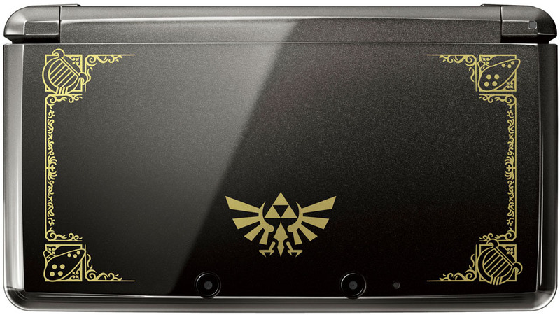 Console Nintendo 3DS Zelda