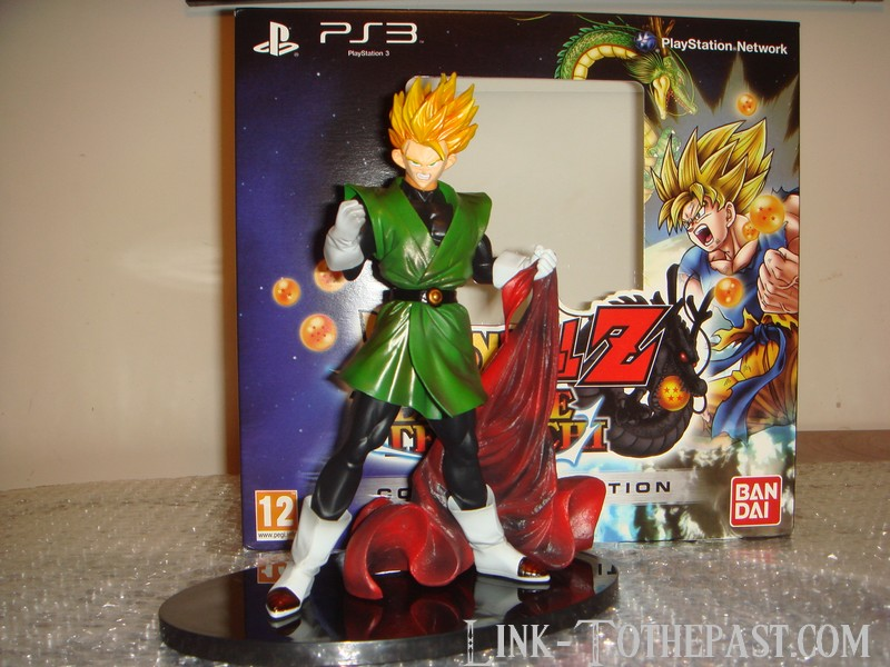 Dragon Ball Z Ultimate Tenkaichi sur PS3 edition collector A EVITER