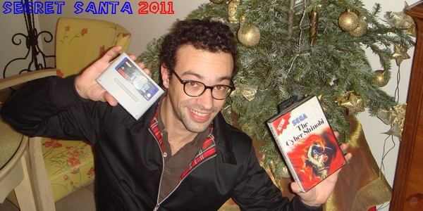 Secret Santa 2011 : mon cadeau de Noël 8
