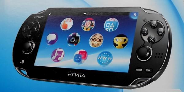 Arrivage, déballage et test rapide de la Playstation Vita 15