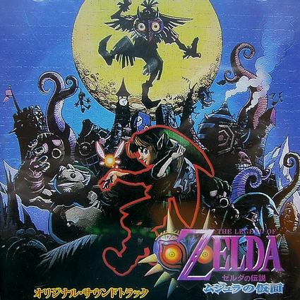 [CADEAU] OST de Zelda Majora's Mask 1