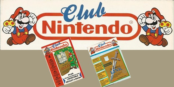 [ARRIVAGE] Magazines Club Nintendo Zelda 1 et 2 6