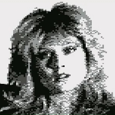 [TEST] Samantha Fox Strip Poker sur Commodore 64 9