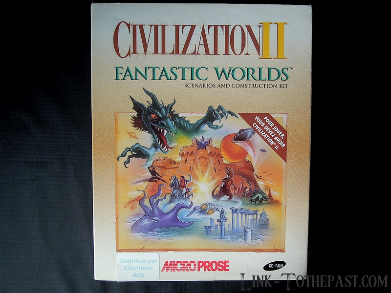 Civilization II Fantastic Worlds
