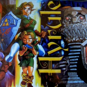 [BROCANTE] OST Ocarina of Time, Skateboard vintage et 45 tours Jeanne et Serge 2