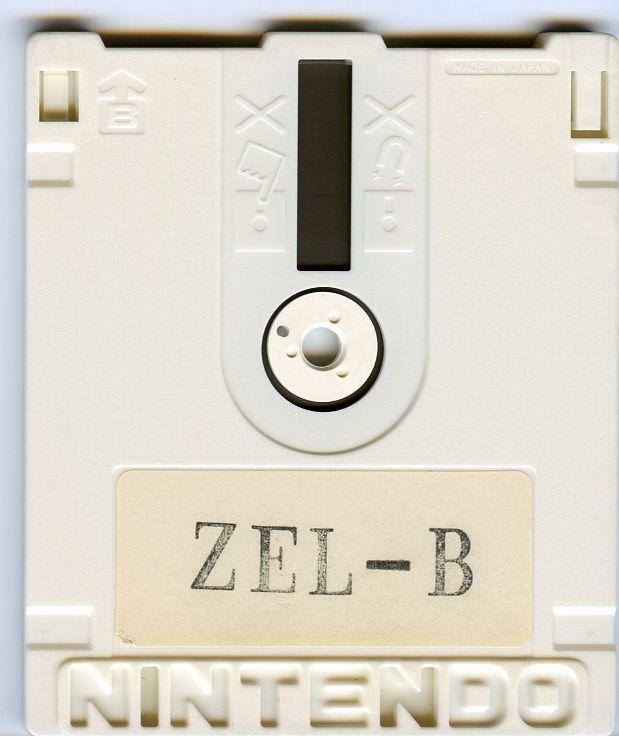 zelda famicom pprototype
