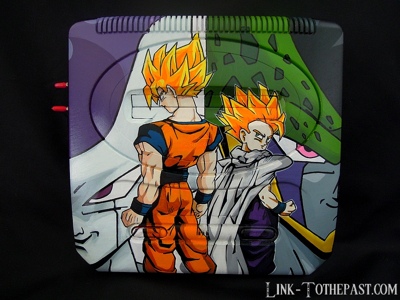 Megadrive 2 custom Dragon Ball Z L'Appel du Destin