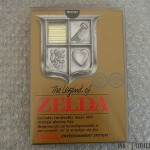 Mise à jour de ma collection Zelda 3