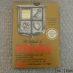 Mise à jour de ma collection Zelda 1
