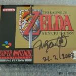 Mise à jour de ma collection Zelda 15