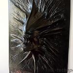 PLV 3D Plastic Board ALIEN SAGA FR 1