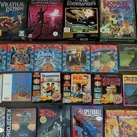 [BROCANTE] Un gros lot de jeux Amiga 8