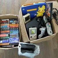 [BROCANTE] Du Game Boy, des câbles et Another World sur Megadrive 9