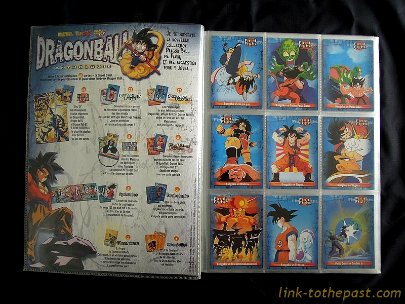 cartes-panini-dragon-ball-z-anthologie-2