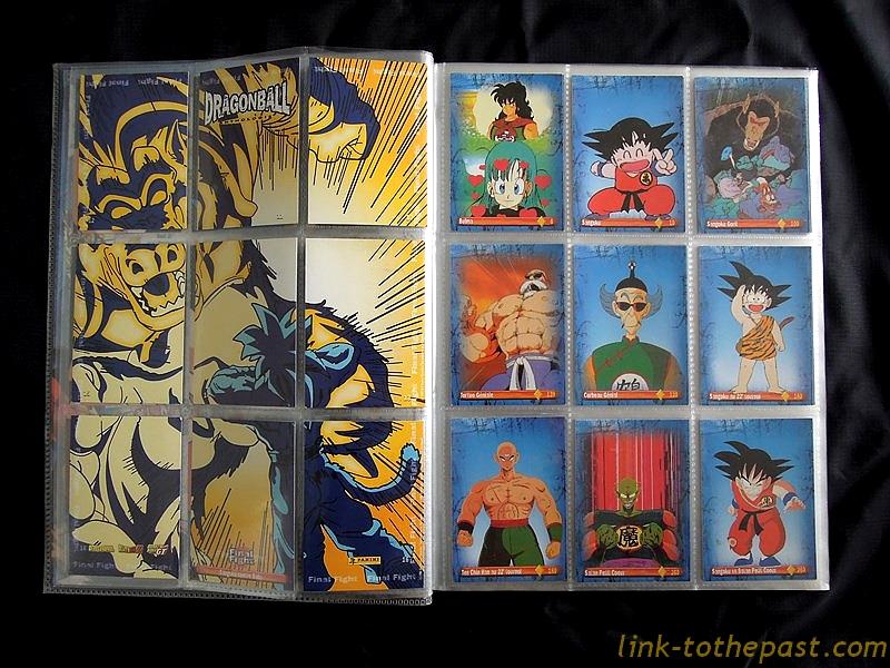 cartes-panini-dragon-ball-z-anthologie-4