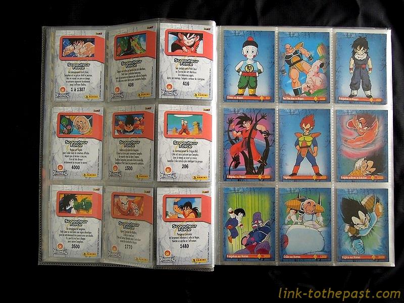 cartes-panini-dragon-ball-z-anthologie-6