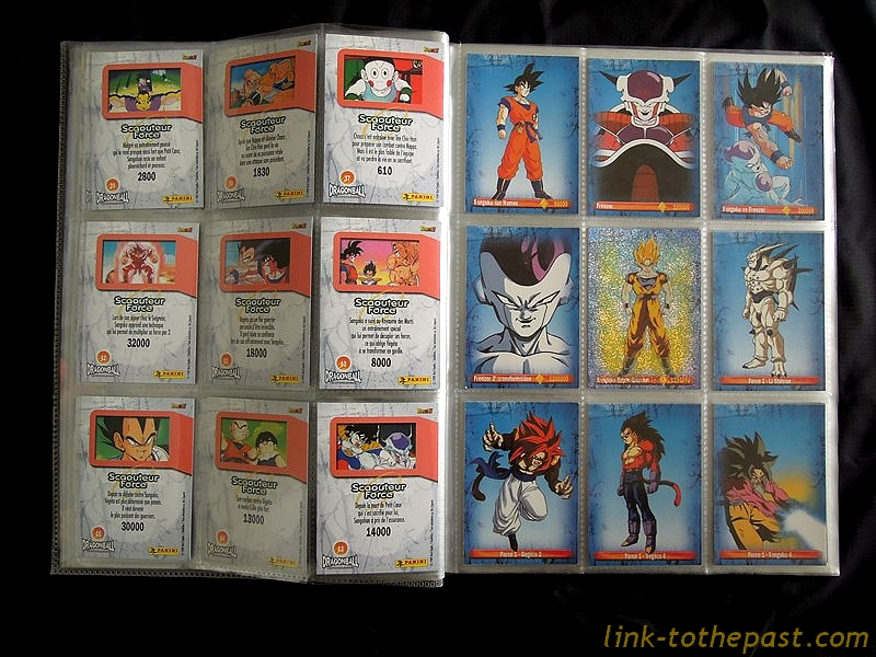 cartes-panini-dragon-ball-z-anthologie-7
