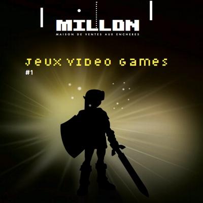 Vente aux enchères de jeux vidéo à Drouot 5