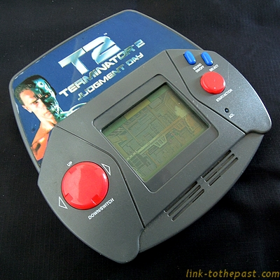 Jeu électronique Terminator 2 Acclaim 2