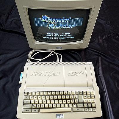 [BROCANTE] Amstrad CPC 6128 Plus 6