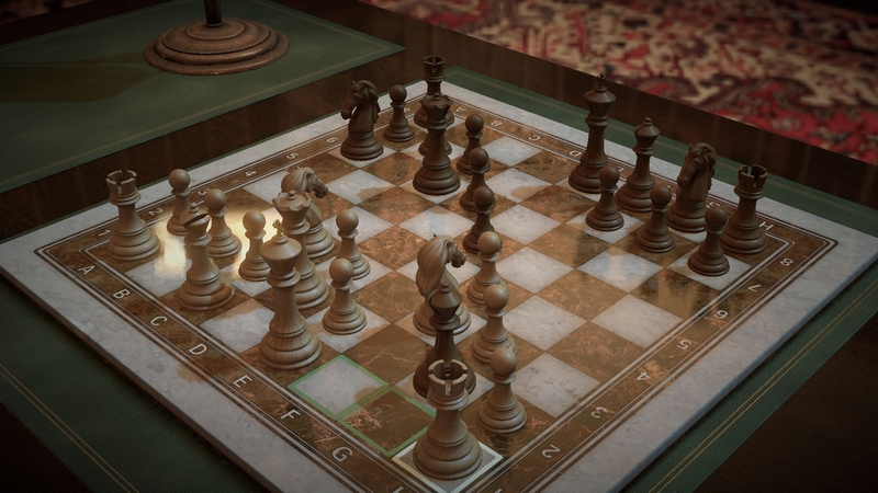 Pure Chess sur Playstation Vita