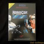 Robocop versus Terminator sur Megadrive sous blister 3