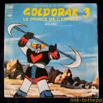 Collection de vinyles 45 tours de dessins animés 9