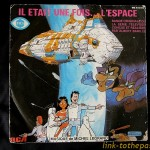 Collection de vinyles 45 tours de dessins animés 11