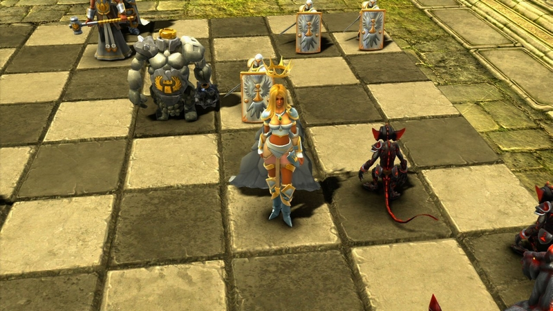 battle-vs-chess-pieces-animees
